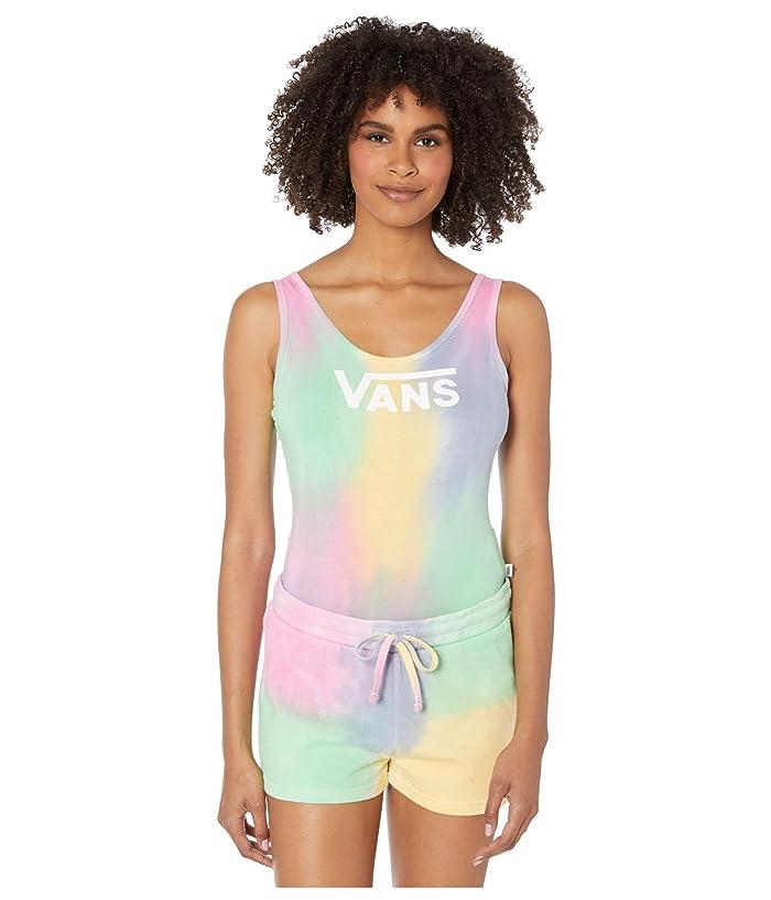 70s Workout Clothes   80s Tracksuits, Running Shorts, Leotards Vans Aura Bodysuit Aura Wash Womens Jumpsuit  Rompers One Piece $39.45 AT vintagedancer.com
