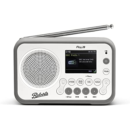 Roberts Play20 DAB Radio