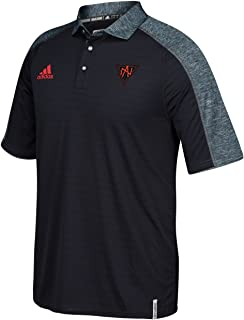 World Cup of Hockey NHL Men's Black Climalite 2016 Coaches Polo Shirt