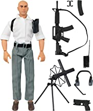 Click N' Play Secret Service Spy Agent 12