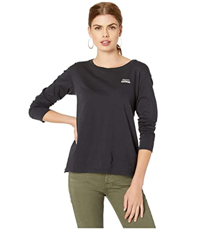Burton Classic Long Sleeve Tee (True Black) Women