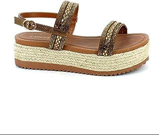 ce3537523e5202 Amazon.it: Sandalo 40 Strass - Includi non disponibili / Sandali ...