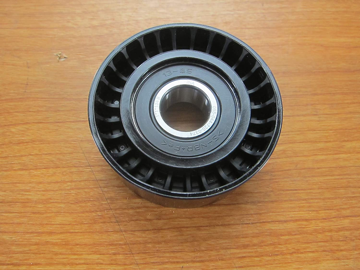 Jeep Ram Smooth Idler Los Angeles Mall Pulley For 3.6L O Mopar Engines New Luxury goods 3.0L