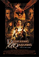 Dungeons & Dragons Original Single Sided 27x40 Movie Poster 2000