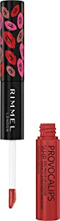 Rimmel Provocalips 16hr Kissproof Lipstick, Heart Breaker, 0.14 Fluid Ounce