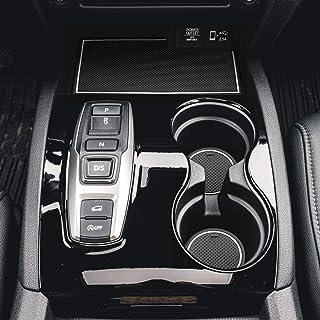 Auovo Door Mats for Honda Passport Accessories 2019-2021 Interior Custom Fit Door Compartment Cup Holder Center Console An...