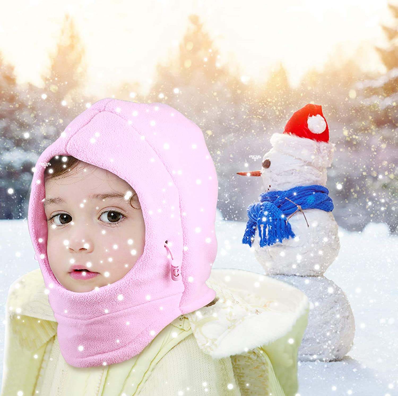 ZoomSky Sombrero de Invierno Gorro para ni/ños y ni/ñas