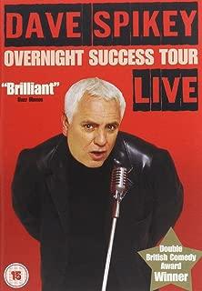 Dave Spikey - Overnight Success Tour 2003