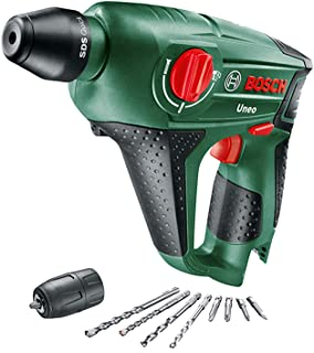 Bosch Uneo 12 Cordless Hammer Drill (Without Battery and Charger)