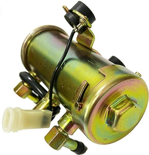 lowest 12V Electric high quality Fuel Pump, P70235 E8318, Replacement for Nissan wholesale 720 Pickup, Patrol P-40, 2.0L 4.0L Engine, Part Number 17020-06W00 17020-06W01 17020-10W00 outlet online sale