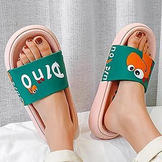 Kirin-1 Flip Flops Men,Maximum Size Slippers Men'S Summer 46 Stepping On The Anti-Sliding Stink-40-41_pink