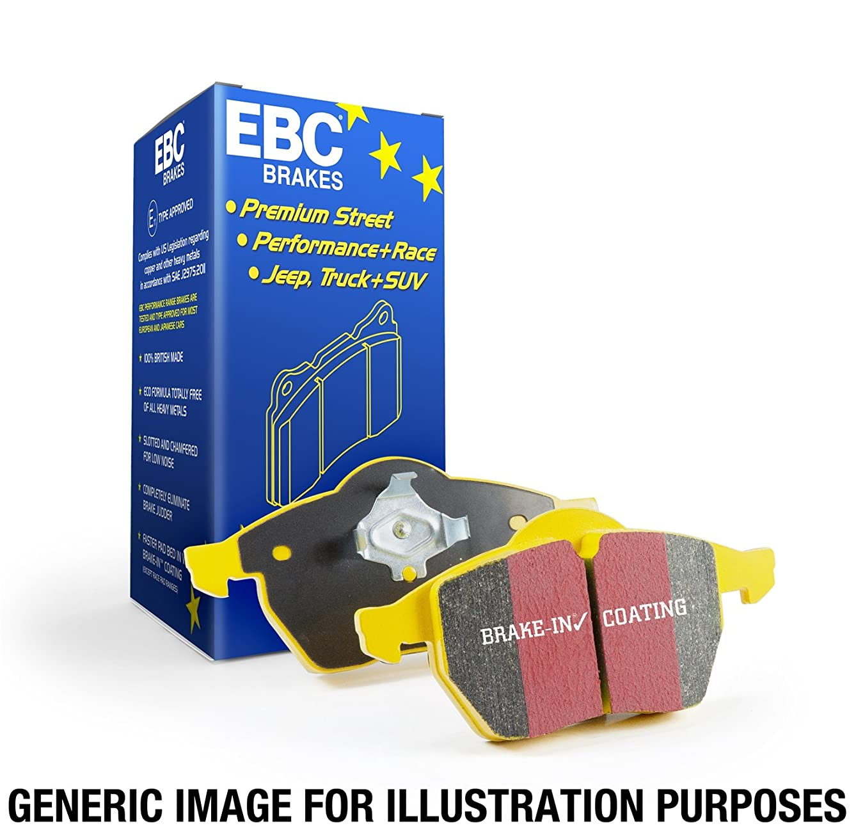 EBC Brakes DP41003R Yellowstuff Street and Track Brake Pad
