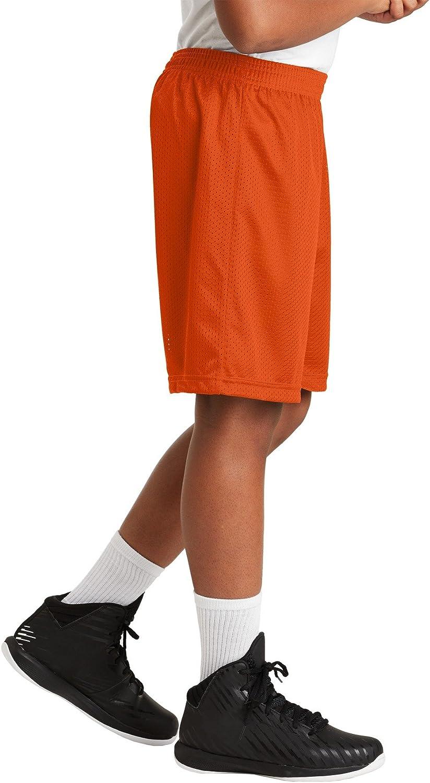 Sport-Tek Boys PosiCharge Classic Mesh Short