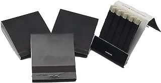 Best plain black matchbooks Reviews