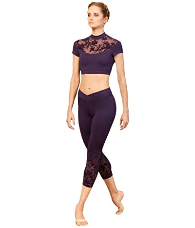 Bloch 7/8 Leggings (Daylia) Women