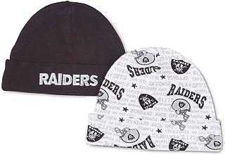 NFL Las Vegas Raiders Two Pack Cap Set Infant/Toddler Boys'