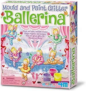 4M 3499 Arts & Crafts For Girls 5 Years & Above,Multi color