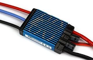 E-flite 80-Amp Pro Switch-Mode BEC Brushless ESC, EC5 (V2), EFLA1080B