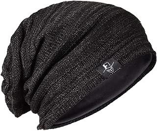 Slouch Beanie Hats for Men Winter Summer Oversized Baggy Skull Cap