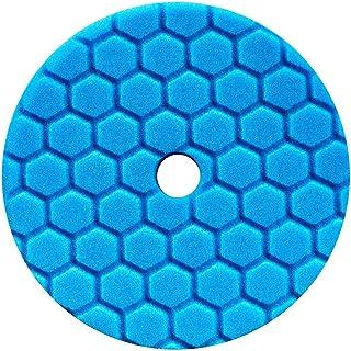 Chemical Guys Hex-Logic Quantum Polishing/Finishing Pad, Blue, 6Inch, BUFX115HEX6