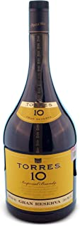 Brandy Torres 10 Gran Reserva 3 L