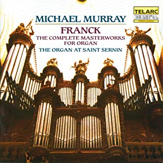 Complete Masterwork For Organ