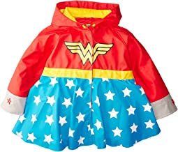 Wonder Woman Rain Coat (Toddler/Little Kids)