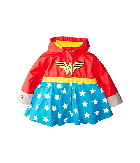 7a849ae7d Western Chief Kids Wonder Woman Rain Coat (Toddler Little Kids) at ...
