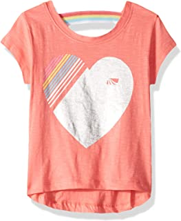 Girls' Performance Short Sleeve Top