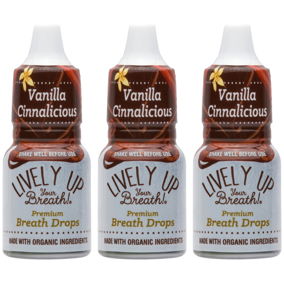 Lively Rare Up Your Breath Premium Freshener Liquid with Drops Chicago Mall