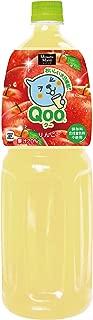 コカ・コーラ ミニッツメイド Qoo クー りんご ペットボトル 1.5L PET×8本