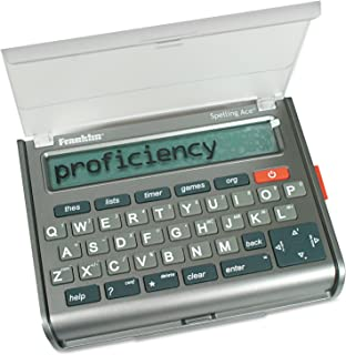 Franklin Electronic Publishers SA-309 Spelling Ace Thesaurus با حل پازل Merriam-Webster