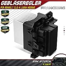 Motor de ventilador de resistencia del ventilador para Clio IV Logan Megane CC EZ0/1 Megane III DZ0/1 KZ0/1 año de fabricación 2008/11-2018/12