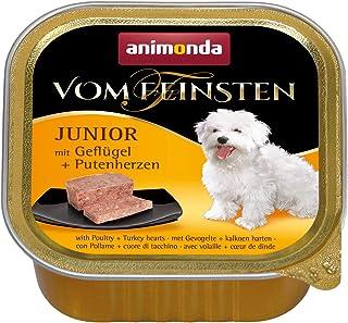 アニモンダ フォムファインステン ジュニア 鳥肉・豚肉・牛肉・七面鳥の心臓 150g (犬用)