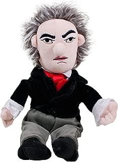 The Unemployed Philosophers Guild Ludwig Van Beethoven - Little Thinker - Plush Doll