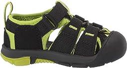 Black/Lime Green