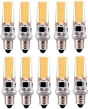 LED Light Bulb E11 LED Bulb LED Silicone Lamp Double Needle 3W COB Energy Saving Lamp LED Bulb Suitable for Home Lighting ...