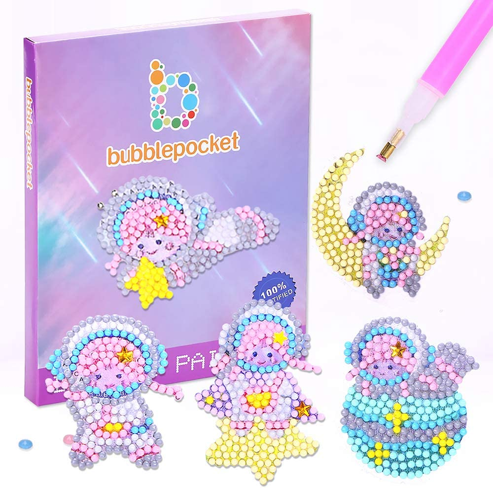 Diamond Painting Stickers Kits for Art DIY Kids Mosa Cheap mail order Seasonal Wrap Introduction shopping 5D
