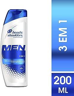 Shampoo Head & Shoulders 3 em 1 200ml