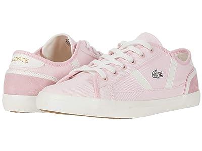 Lacoste Sideline 120 1 (Light Pink/Off-White) Women