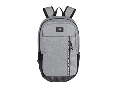 Vans Disorder Backpack (Heather Suiting/Black) Backpack Bags