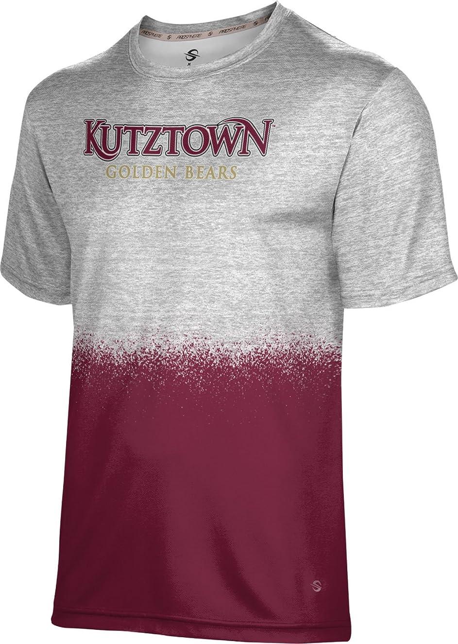ProSphere Kutztown University Men's Performance T-Shirt (Spray Over)