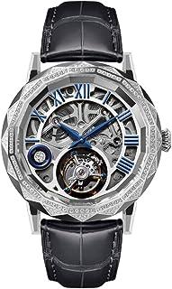 Memorigin Tourbillon Chandelier Series Unisex Watch Silver