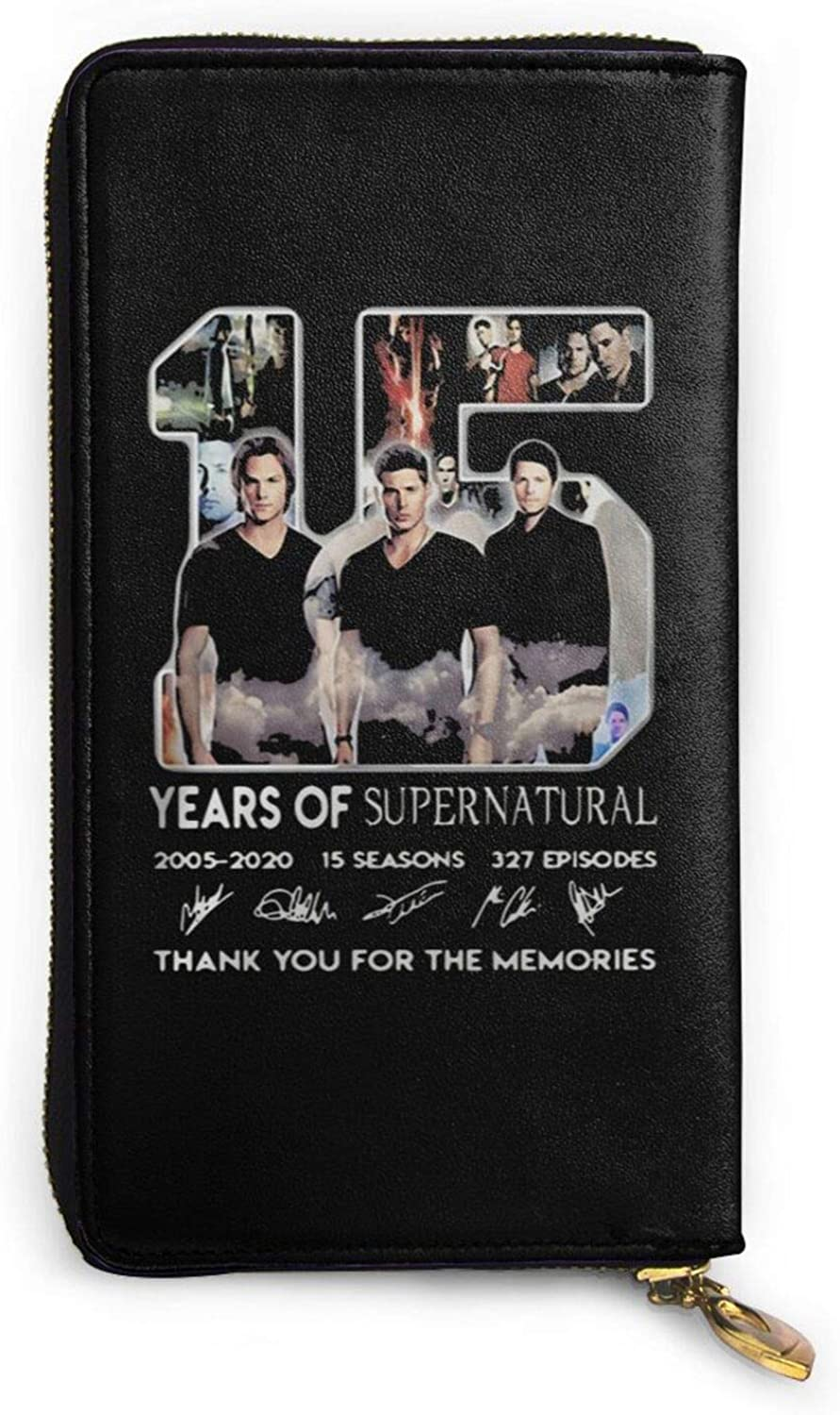 Narukrstore Fashion 15 Years Of High order Leather Mens New life Supernatural Womens