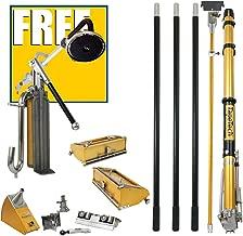TapeTech Full 10/12 Drywall Taping & Finishing Set (With Free Power Sander)