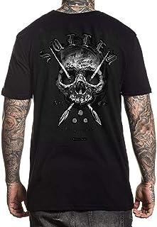 Sullen Men's Holmes Badge Short Sleeve T Shirt