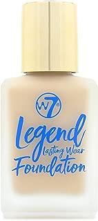 w7 foundation legend
