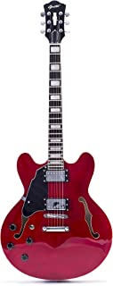 left handed semi hollow body