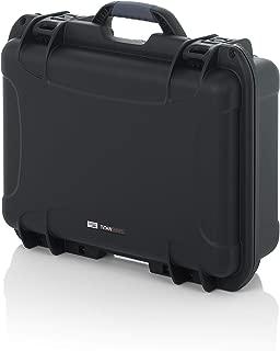 Gator Cases Titan Series Water Proof Case for Wireless Mic Systems; Fits Shure QLX (GU-MIC-SHRQLX)