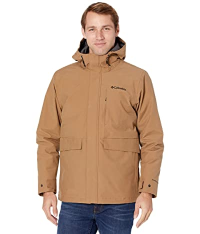 Columbia Firwoodtm Jacket (Delta/Black Heather) Men